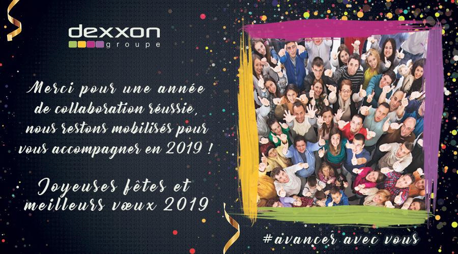 Merci pour une année de collaboration réussie, nous restons mobilisés pour vous accompagner en 2019 ! #avancer avec vous