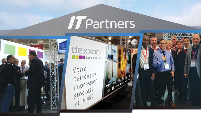 Les 13 et 14 mars dernier se tenait la 14ème édition du salon IT Partners. À cette occasion, nous vous remercions chaleureusement d'avoir pris le temps de visiter Dexxon Data Mediats